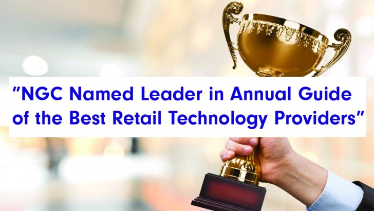 NGC Named Leader in Annual Guide of the Best Retail Technology Providers