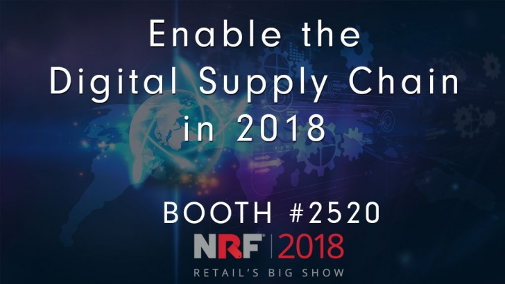 Meet with NGC at NRF and Enable the Digital Supply Chain in 2018