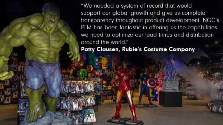 World's Largest Halloween Costumes Company Eliminates Scary Surprises