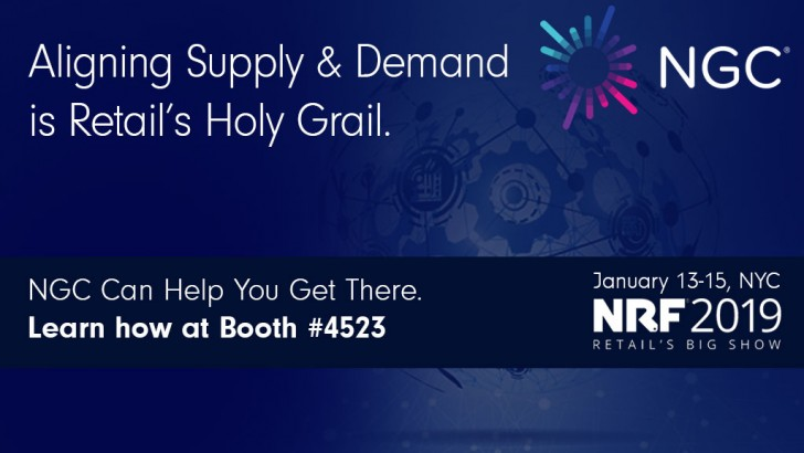 Learn More About NGC's Digital Supply Chain Solutions at NRF
