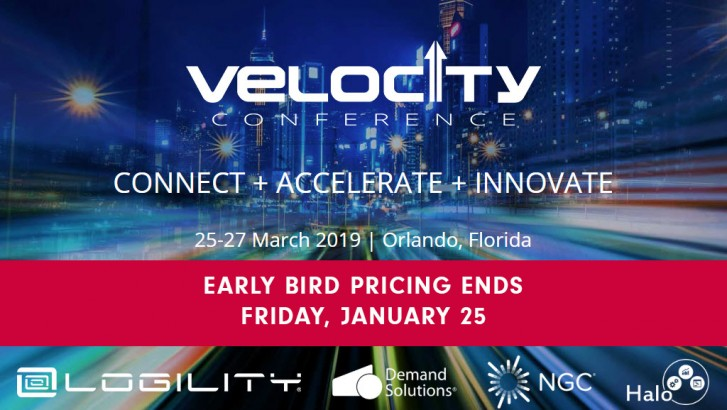 Top Ten Reasons to Attend NGC Velocity Customer Conference