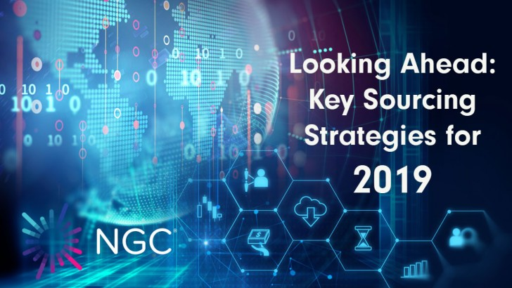 Looking Ahead: Key Sourcing Strategies for 2019