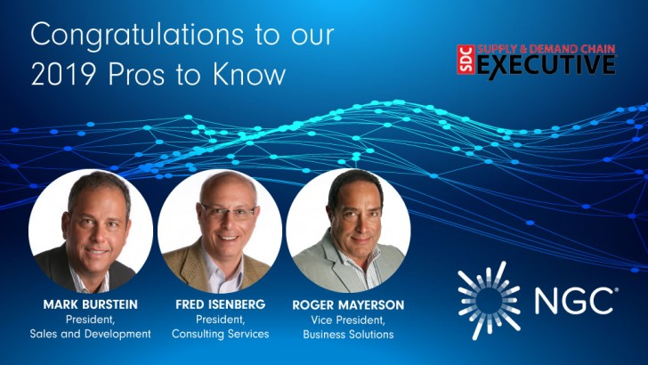 Meet the NGC Executives Recognized as 2019 Pros to Know