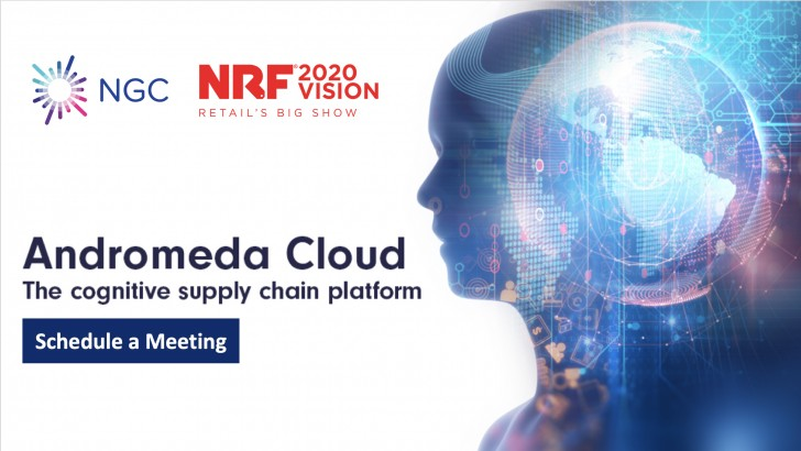 NRF 2020: How a Digital Supply Chain Can Bring the Future Into Focus