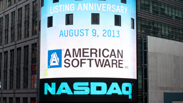 Celebrating 30 Years on NASDAQ