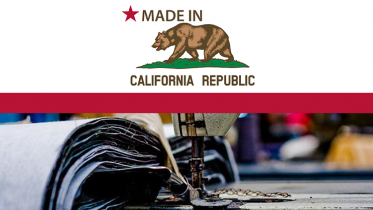 "Fashion Technology and ""Made in California"""