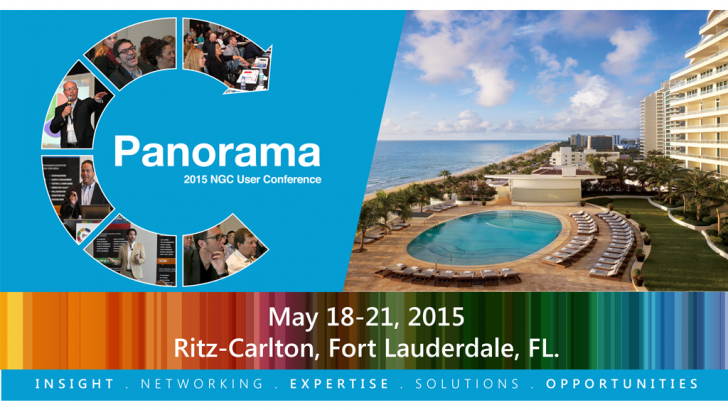 Keynote Speakers for NGC Panorama 2015 Will Bring You a Fresh Perspective