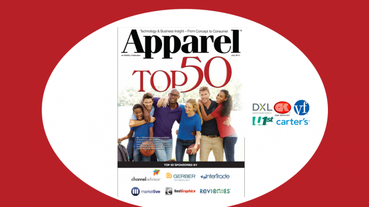 "NGC Customers Make Strong Showing in Apparel ""Top 50"""