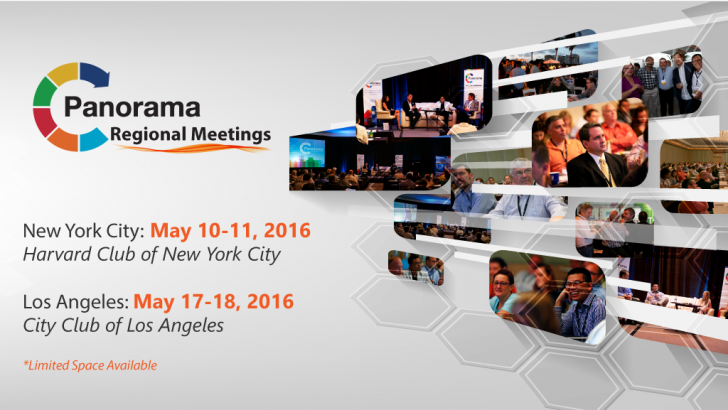 Join us for NGC's Panorama Regional Meetings!