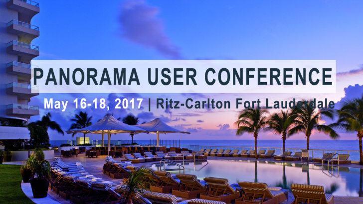 2017 NGC Panorama User Conference