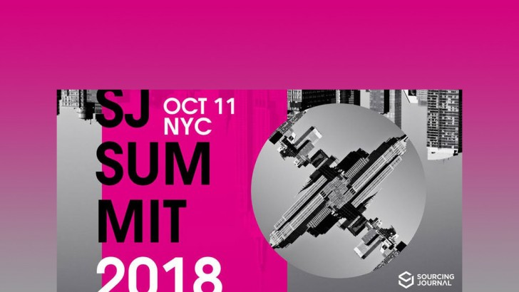 Sourcing Journal Summit 2018