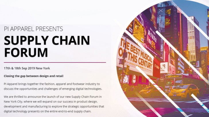 PI Apparel Supply Chain Forum 2019