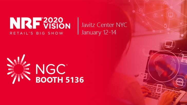 NRF 2020 Retail's Big Show | NGC Booth 5136