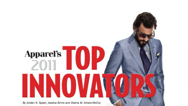 2011 Apparel's Top Innovators