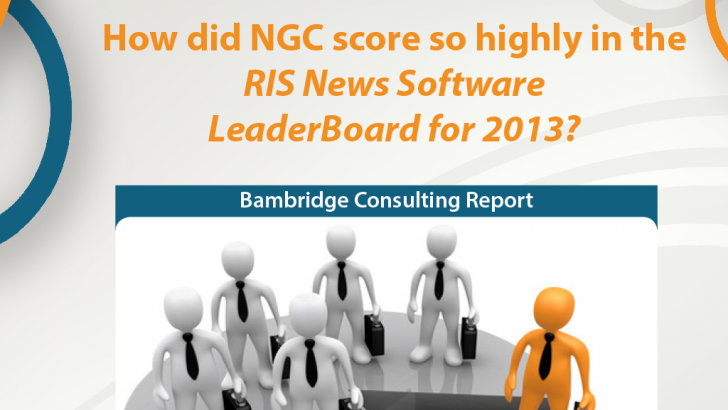 How Did NGC Score so Highly in the RIS News Leaderboard for 2013?