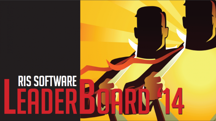 Best of the 2014 RIS Software Leaderboard