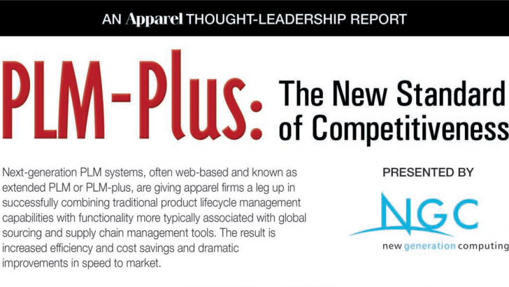 PLM-Plus: The New Standard of Competitiveness