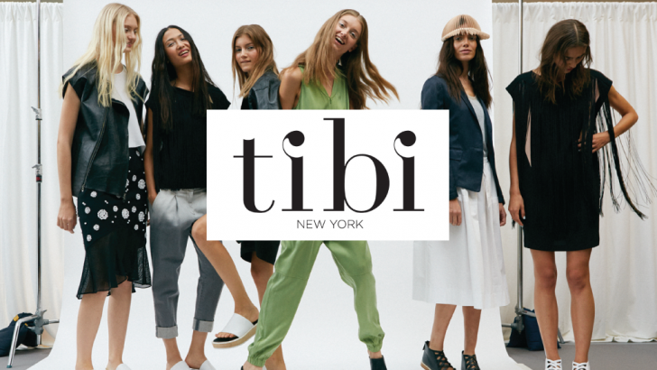 Advanced Contemporary Women's Fashion Brand Tibi Rolls Out NGC's PLM and ERP