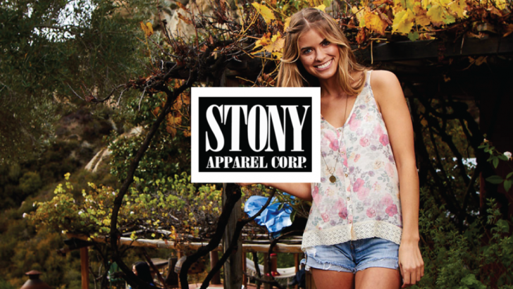 STONY APPAREL Chooses NGC for Integrated PLM, Global Sourcing & Apparel ERP Solution