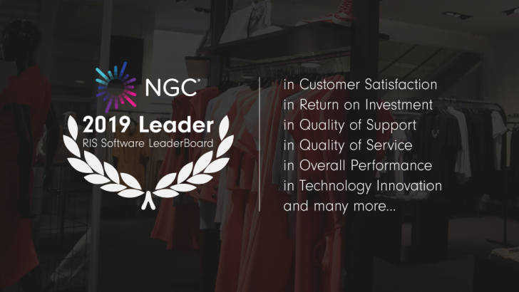 NGC Software® Named a Leader in 19 Categories in the 2019 RIS Software LeaderBoard