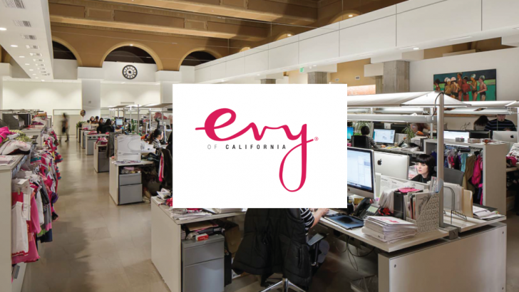 Evy of California Selects NGC's SQL Series Software