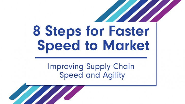 Learn 8 steps that retailers and brands can take to dramatically improve speed to market.