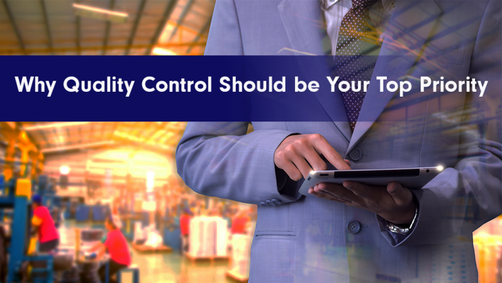 Transform your quality control processes to reduce costs & improve product quality.